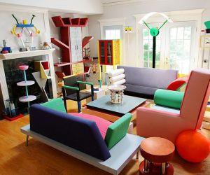 Το ανατρεπτικό design των Memphis-Milano