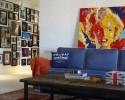 Κομψό και φωτεινό διαμέρισμα στην Ουκρανία